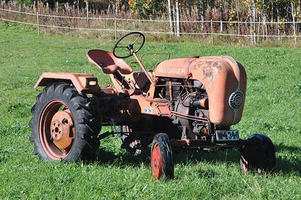 porschetraktor